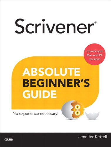 Beginner's guide to Scrivener