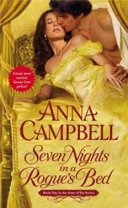 Anna Campbell sizzling romance tips