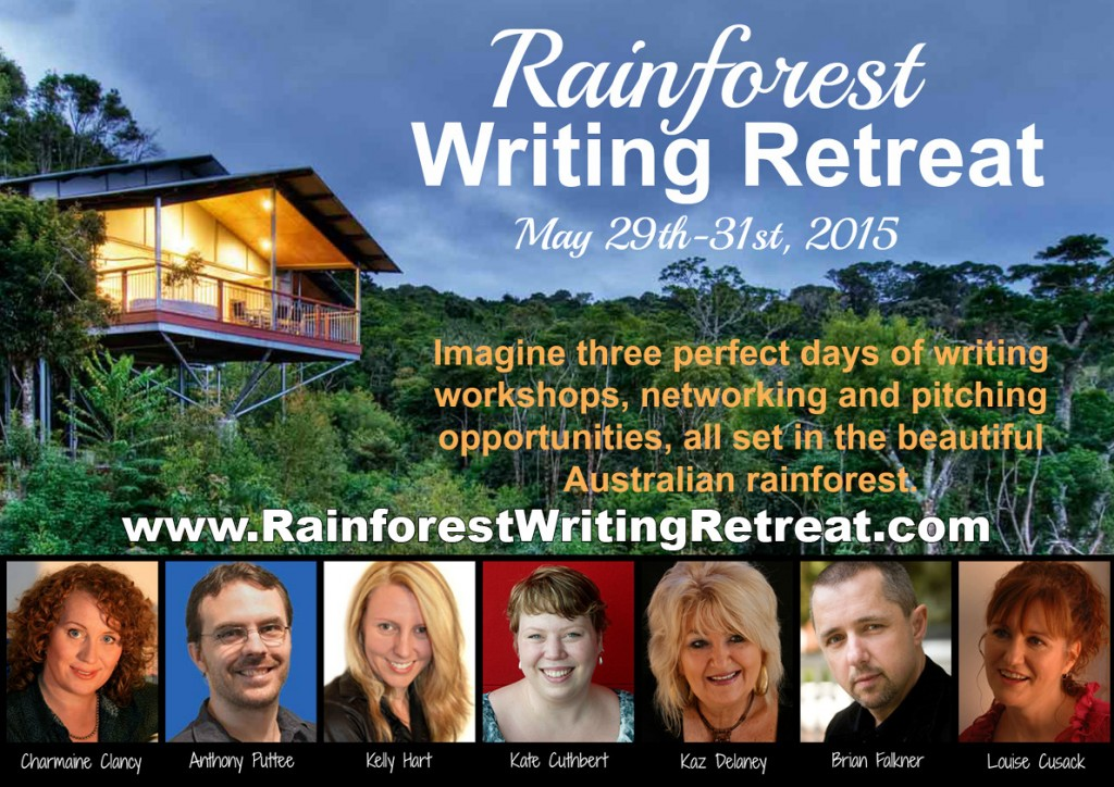 writing retreats 2015