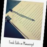 Editing goals
