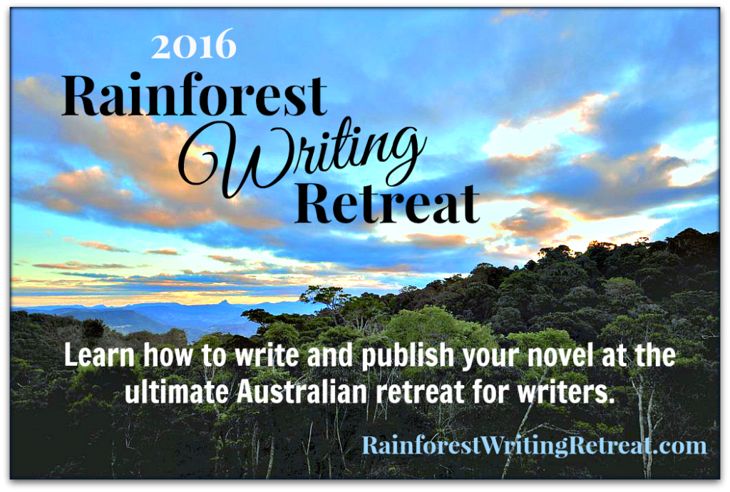 writing retreat in Australia