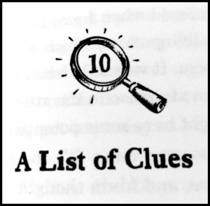 A List of Clues