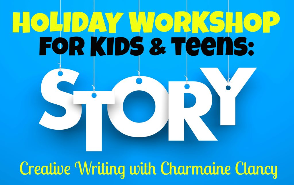 Brisbane Writing Workshop for Kids
